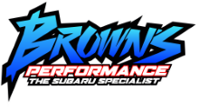 Brown's Performance Logo